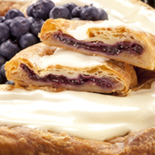 Blueberry Kringle (150)