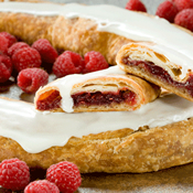 Raspberry Kringle (270)