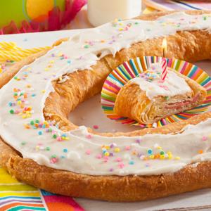 Latvian Birthday Cake (Kringel) Recipes — Dishmaps