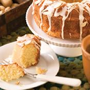 Scandinavian Almond Crown Cake(319)