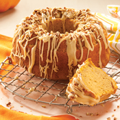 Pumpkin Crown Cake (320)