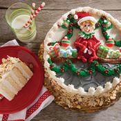 Nisse the Elf's Layer Cake(430C)