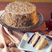 Maple Walnut Cake(431)