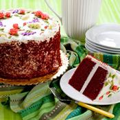 Red Velvet Cake(456)