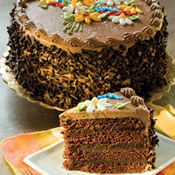 King's Chocolate Layer Cake (458)