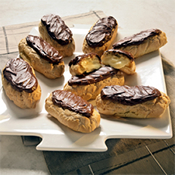 Sinful Chocolate Eclairs (465)