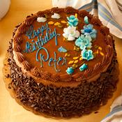Custom Celebration Chocolate Cake(471C)