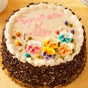 Custom Celebration Danish Layer Cake(471W)