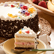 Banana Neapolitan Layer Cake (472)