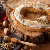 Maple Walnut Kringle (S013)
