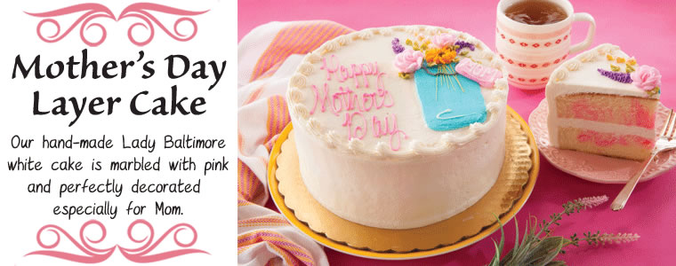 Mother's Day Layer Cake
