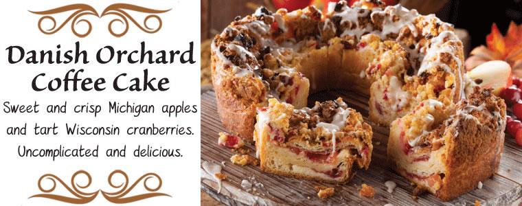 Danish Orchard Coffee Cake