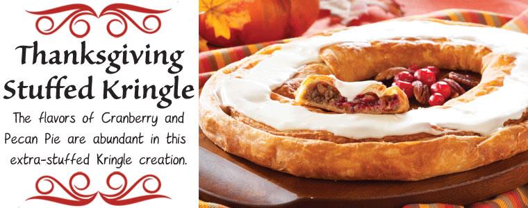 "Thanksgiving ""Stuffed"" Kringle"