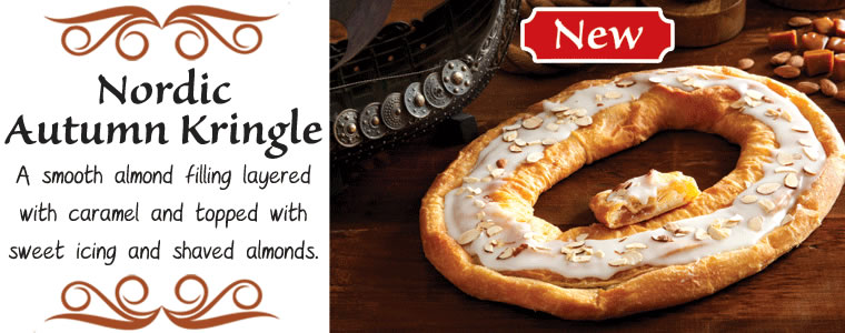 Nordic Autumn Kringle