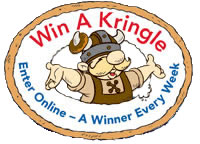 Win a Kringle!