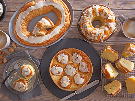 5 Great Danish Cakes for your next catered event