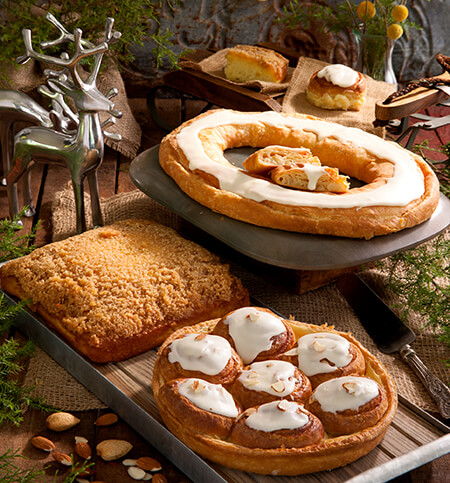 A Perfect Gift: Danish Kringle Gift Packages