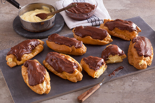 mail order chocolate eclairs