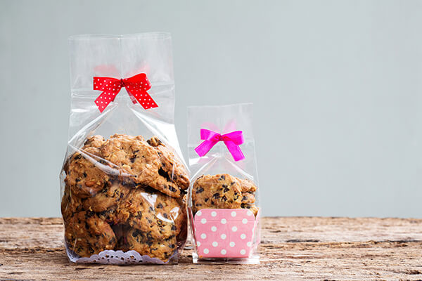 packaging ideas for bake sale