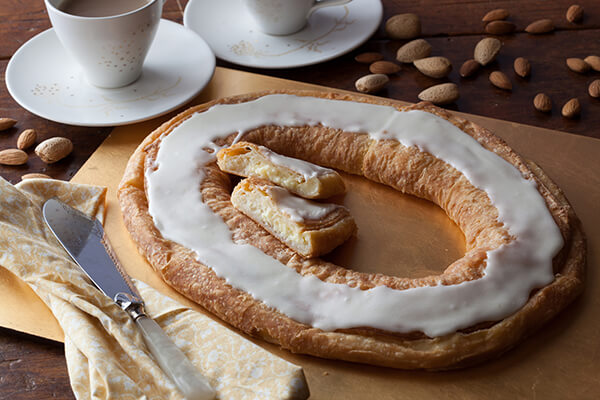 Copenhagen Kringle for Winter