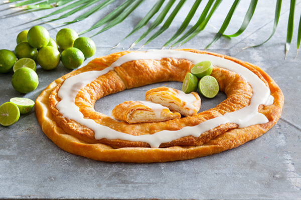 Key Lime Summer Dessert Kringle