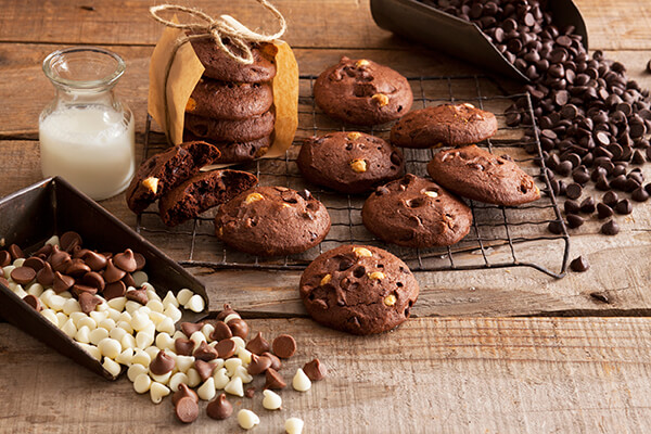 gluten-free cookies and desserts