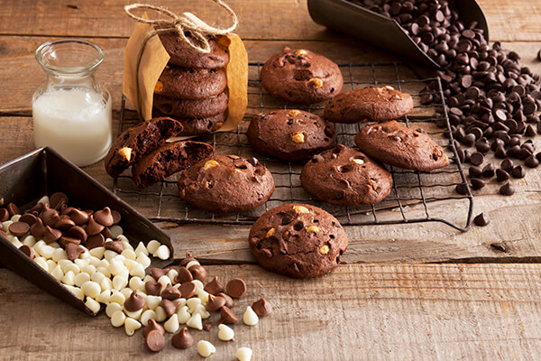 Gluten free chocolate cookies for delivery