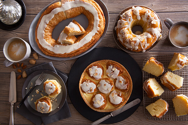 Scandinavian crowd-pleasing dessert collection