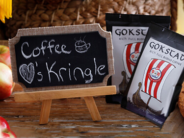 coffee loves kringle