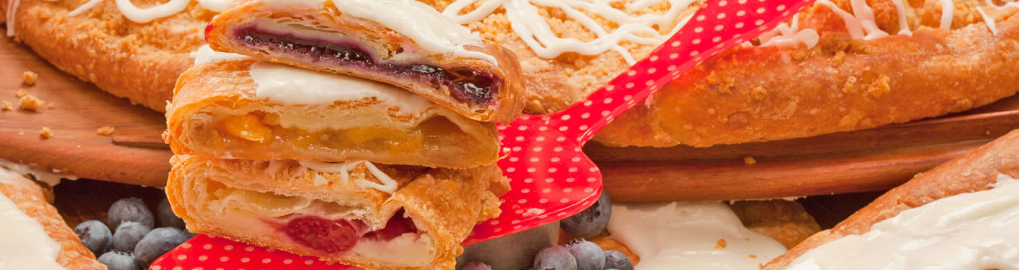 All Our Danish Kringle Flavors