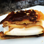 Homemade Marshmallow Turtle Kringle Smores