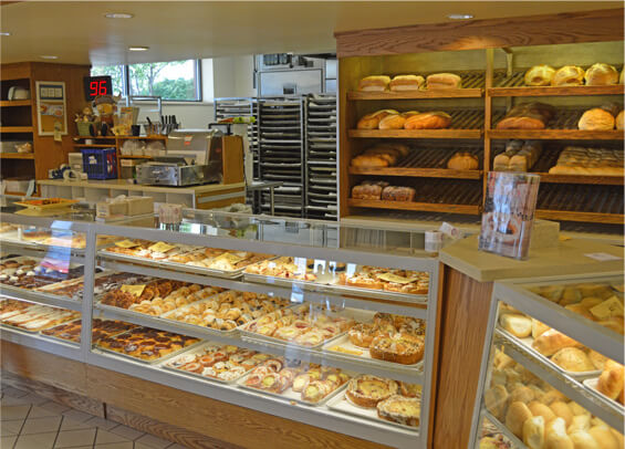 O&H Danish Bakery Racine South Side Location