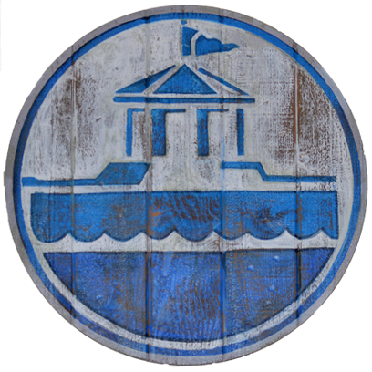 Racine city logo shield