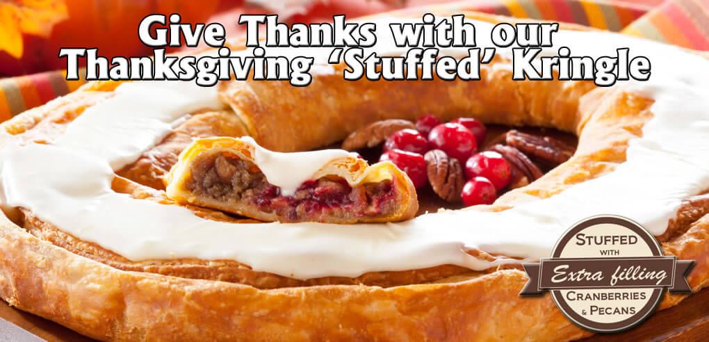 Voted Best Kringle in Racine Wisconsin - O&H Danish Bakery of Racine Wisconsin