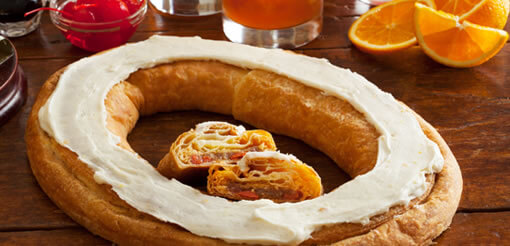 Brandy Old Fashioned Kringle - (S119)