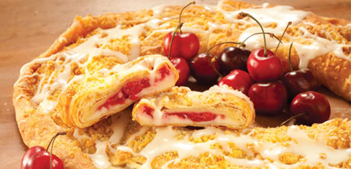 Cherry Cheese Kringle - (180)