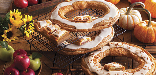 Festival of Fall Kringle Flavors - (FALL)