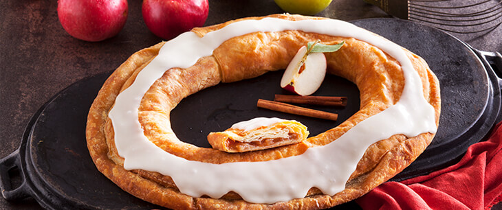 Apple Kringle