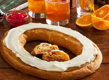 Brandy Old Fashioned Kringle (S119)
