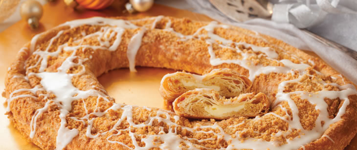 Butter Rum Kringle