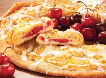 Cherry Cheese Kringle