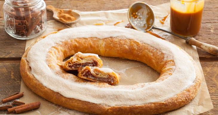 Item #: S120 - Churro Kringle