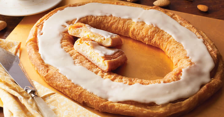 Copenhagen Kringle - O&H Danish Bakery of Racine Wisconsin