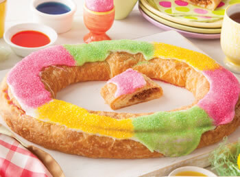 Easter Kringle (S109)