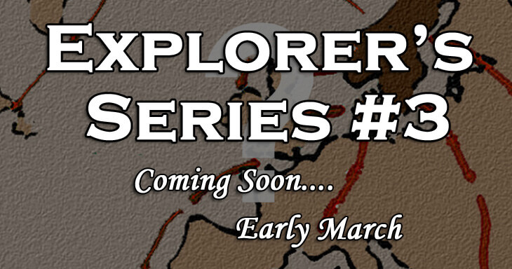 Item #: E115 - Explorer's Series Kringle #3