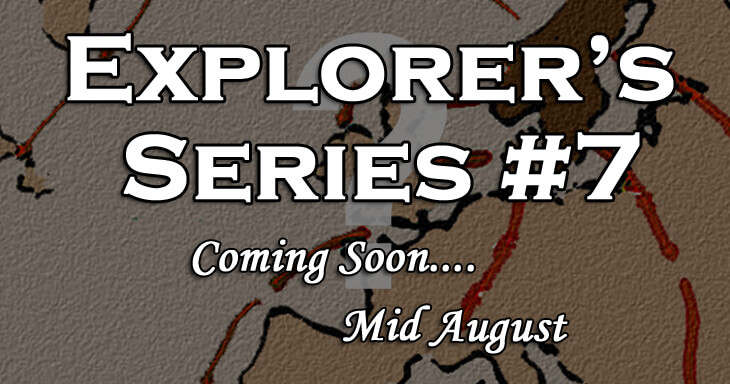 Item #: E124 - Explorer's Series Kringle #7