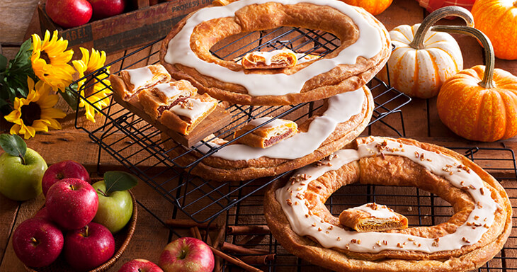 Item #: FALL - Festival of Fall Kringle Flavors