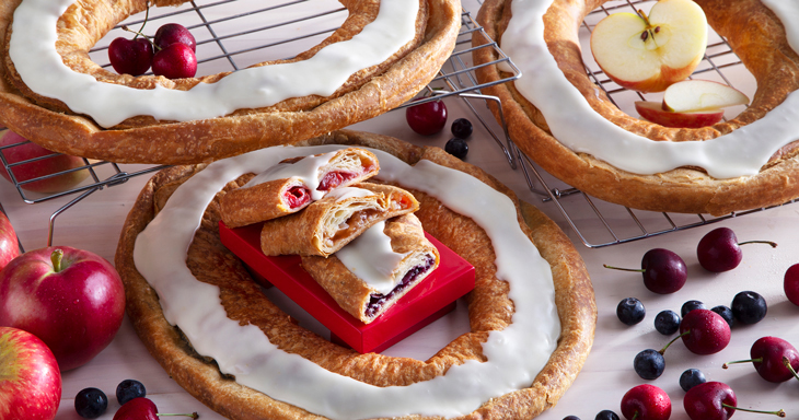 Item #: 7036 - 36 Count Assorted Kringle Carton