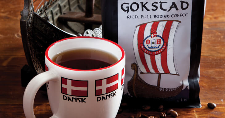 Item #: S030 - Gokstad Premium Whole Bean Coffee