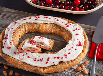 I Heart Denmark Kringle